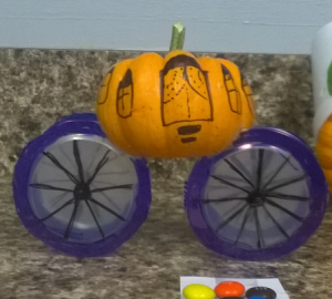 cindrella carriage pumpkin